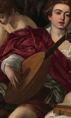 Painting Music in the Age of Caravaggio image