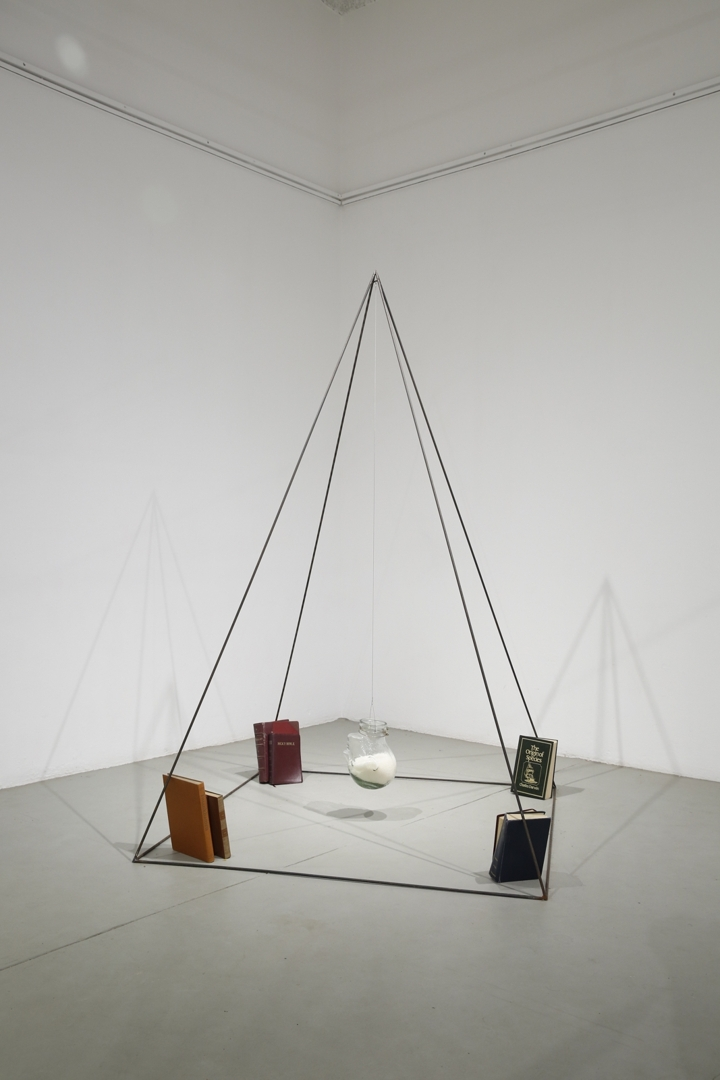 Uri Auerbach, Steel, Glass and Uri Auerbach,<em> Steel, Glass and Revolution, 2015 image