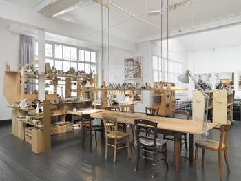 The Studio of Dieter and Björn Roth image