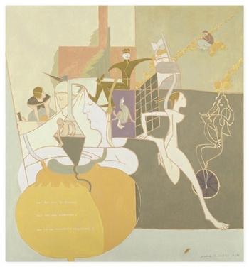 André Thomkins Works 1946 – 1985 image