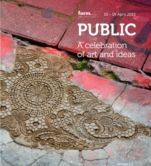 PUBLIC: A Celebration of Arts and Ideas image