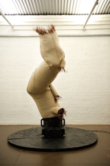 image: Penny Darling, Inflatable, 2014, Motion detector, industrial fan, textiles and arduino image