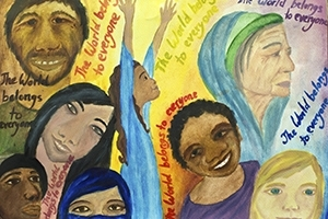2015 SA Refugee Week Poster Exhibition 9 - 30 June image