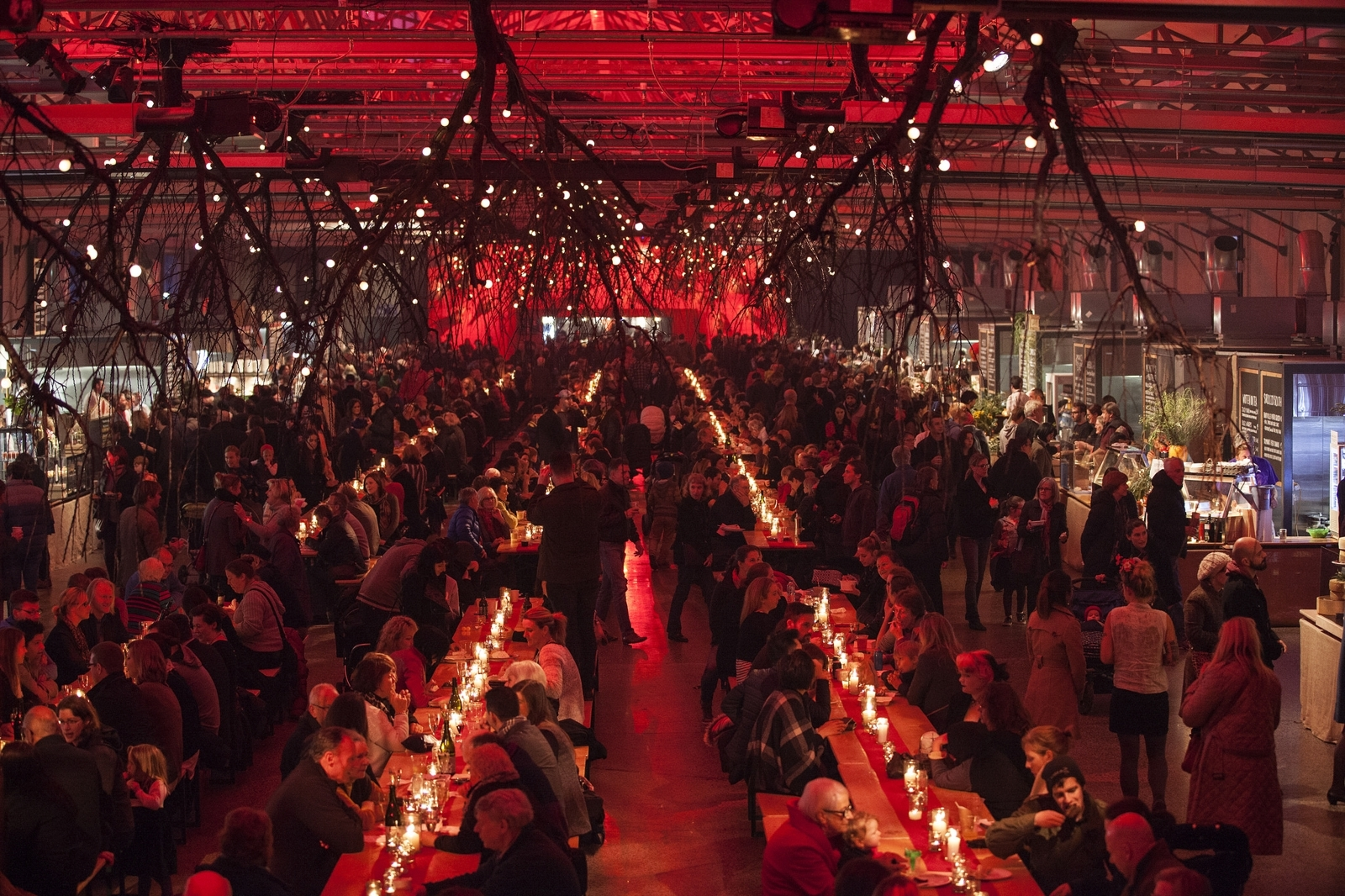 City of Hobart Dark Mofo Winter Feast image