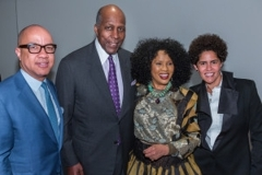MoMA's Jazz Interlude Gala Honored Sherry B. Bronfman, Vernon Jordan, Julie Mehretu, and the Ford Foundation on April 8 image