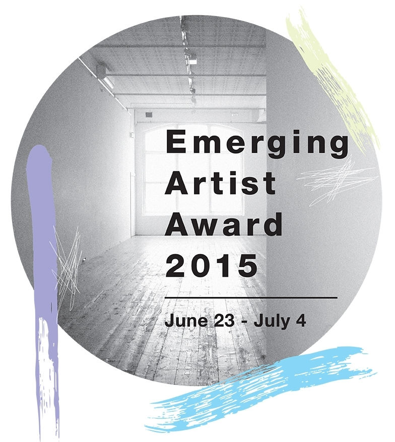 Emerging Artist Award 2015 image