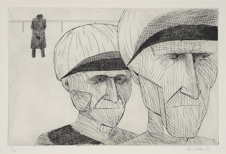 John BRACK (1920-1999) image
