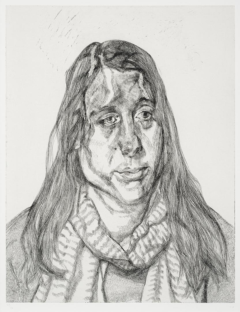 Lucian FREUD (1922-2011) image