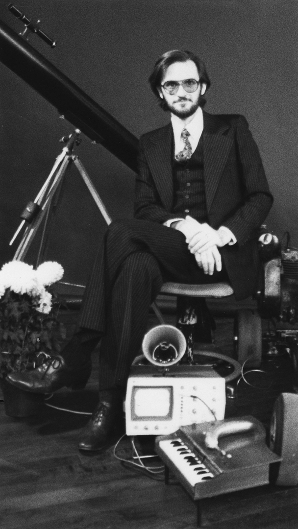David Rosenboom: Propositional Music  image