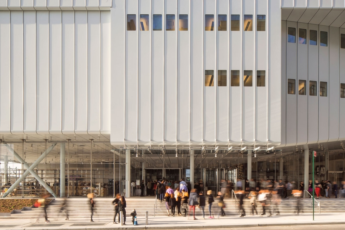 Live Webcast: Dedication Of The Whitney Museum Of American Art image