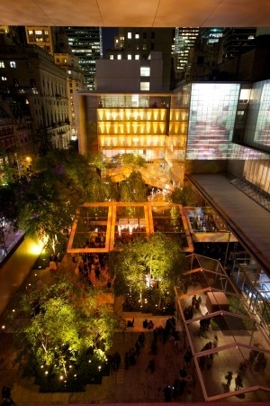 MoMA's 2015 Party in the Garden to Honor Richard Serra and Kara Walker on June 2. image