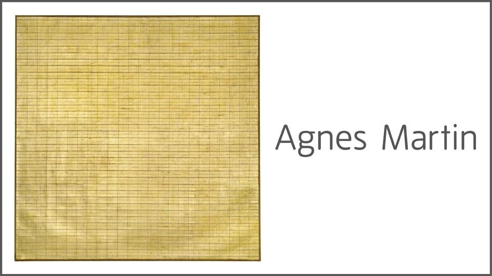 Agnes Martin image
