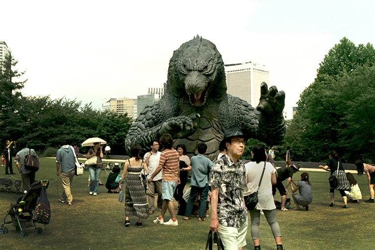 Godzilla image