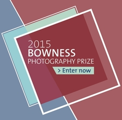 2015 Bowness Prize  image