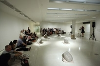 Eye to Eye: Gallery Readings by Michael Cunningham and Kathryn Harrison image
