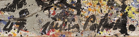 Alchemy By Jackson Pollock. Discovering The Artist At Work image