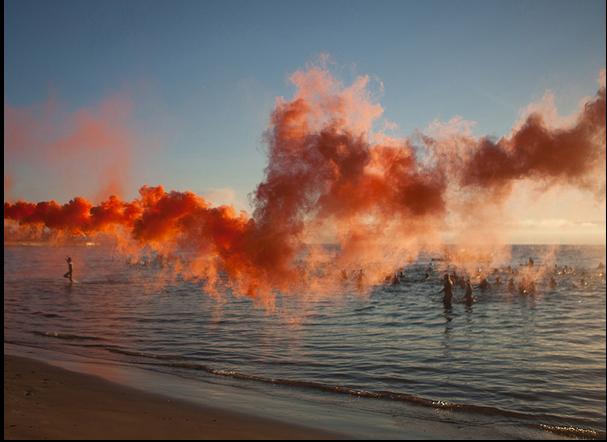 Nude Solstice Swim image