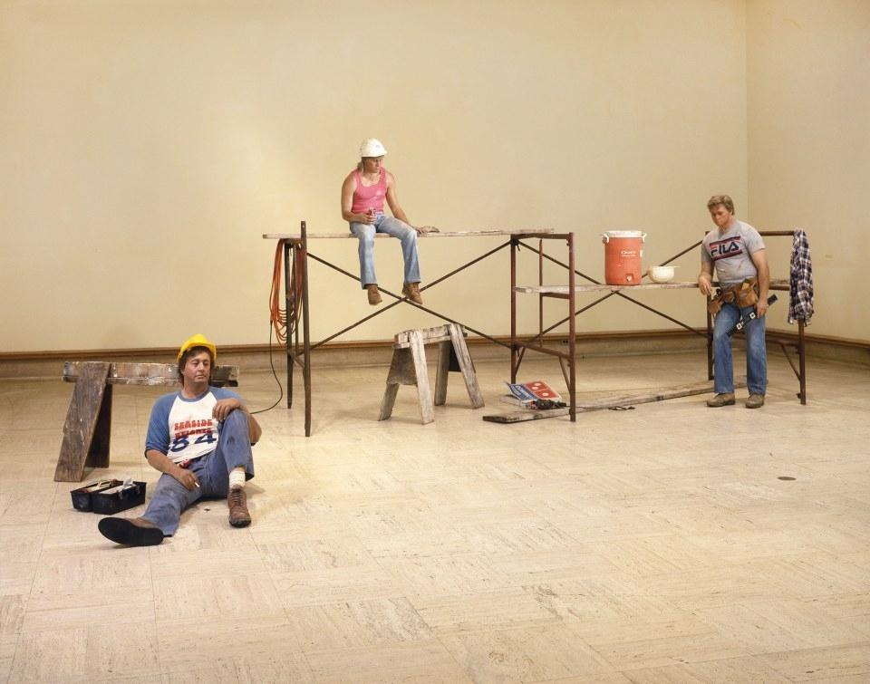Ideas Through Art: Labour image