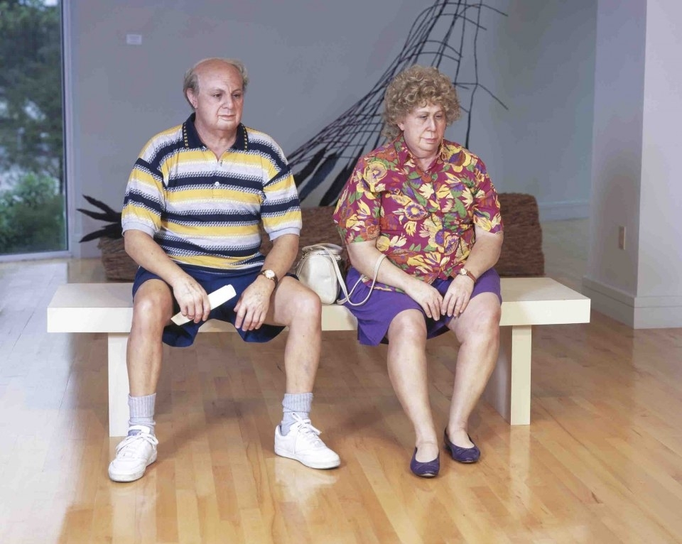 Saturday Talks: Rebecca Lewin on Duane Hanson image