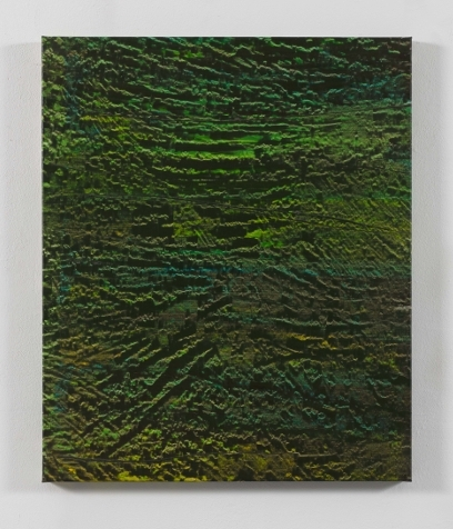 Isa Genzken: Basic Research Paintings image