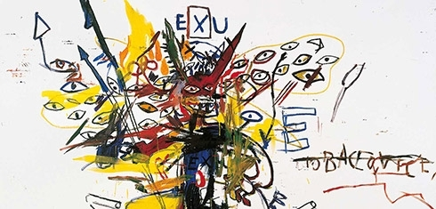 Jean-Michel Basquiat: Now's the Time image