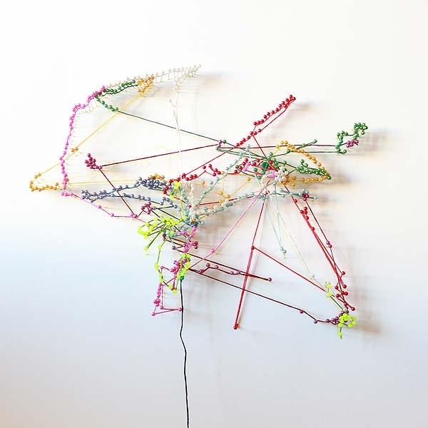 Kirsty Darlaston, 'Hand Eye Coordination' 2014 image