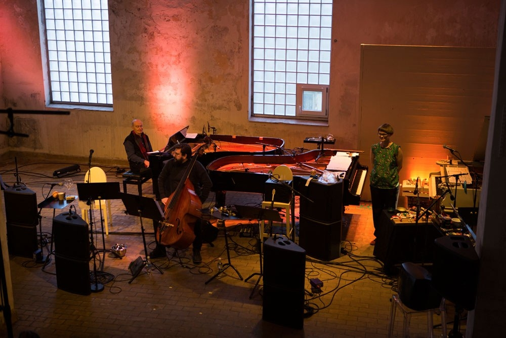 Park Nights 2015: Christian Wolff and Apartment House image
