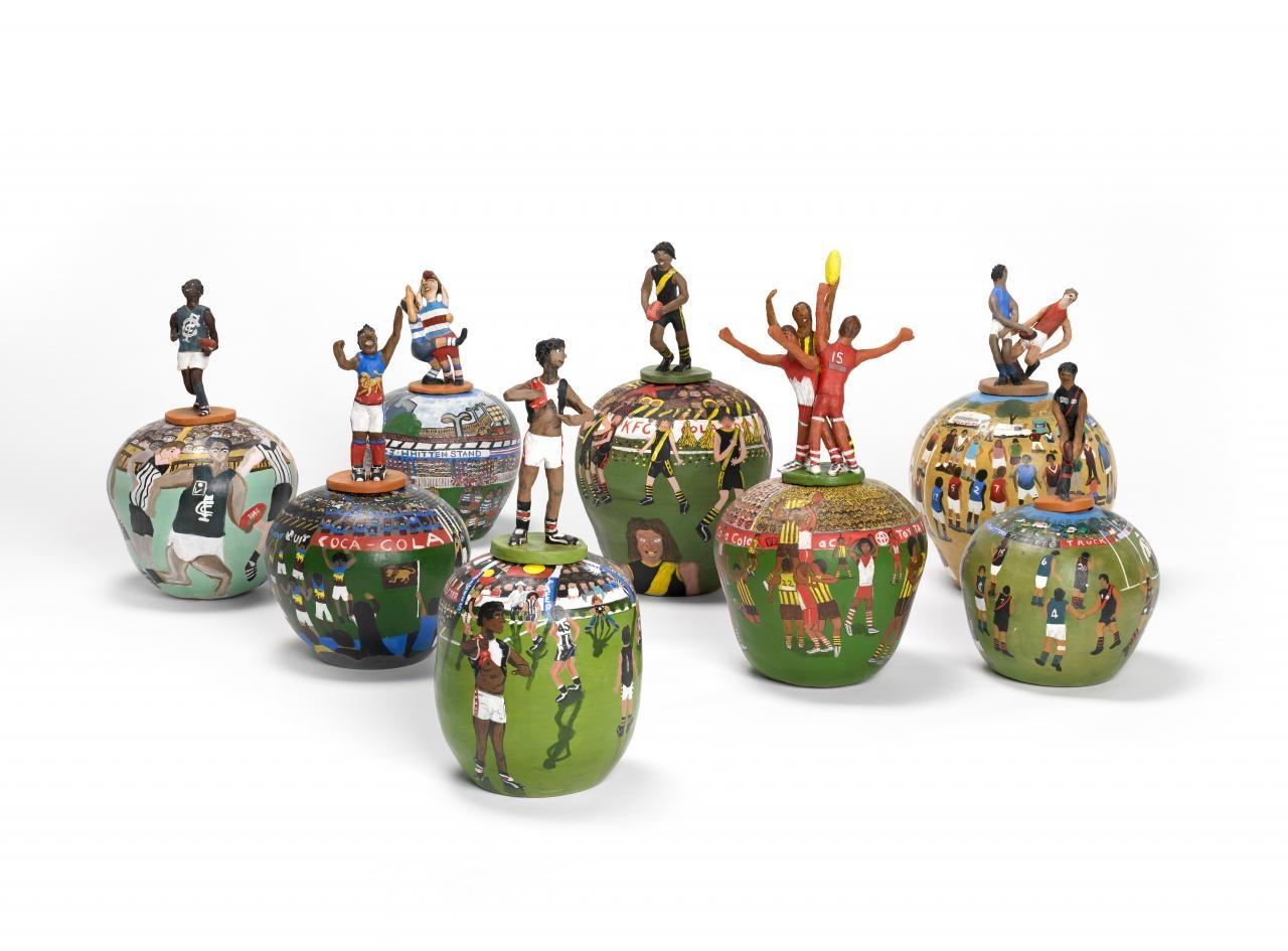Our Land is Alive Hermannsburg Potters for Kids image