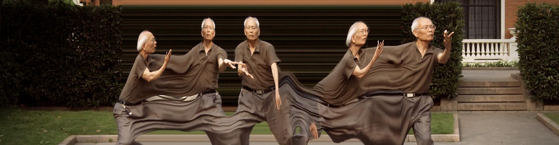 Daniel Crooks Motion Studies image