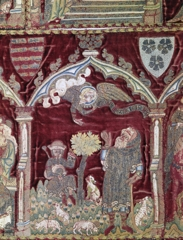 Opus Anglicanum: Masterpieces of English Medieval Embroidery image
