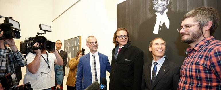 Archibald, Wynne and Sulman Prizes 2016  image