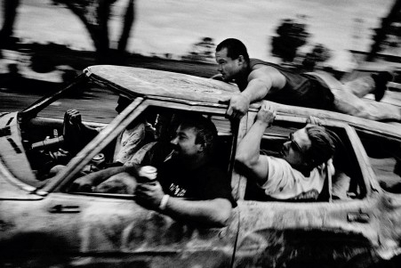 Trent Parke: the camera is god
