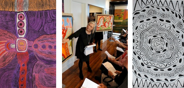 McCulloch's Fundraising Art Parade for Indigenous Literacy - Sunday 25th October image