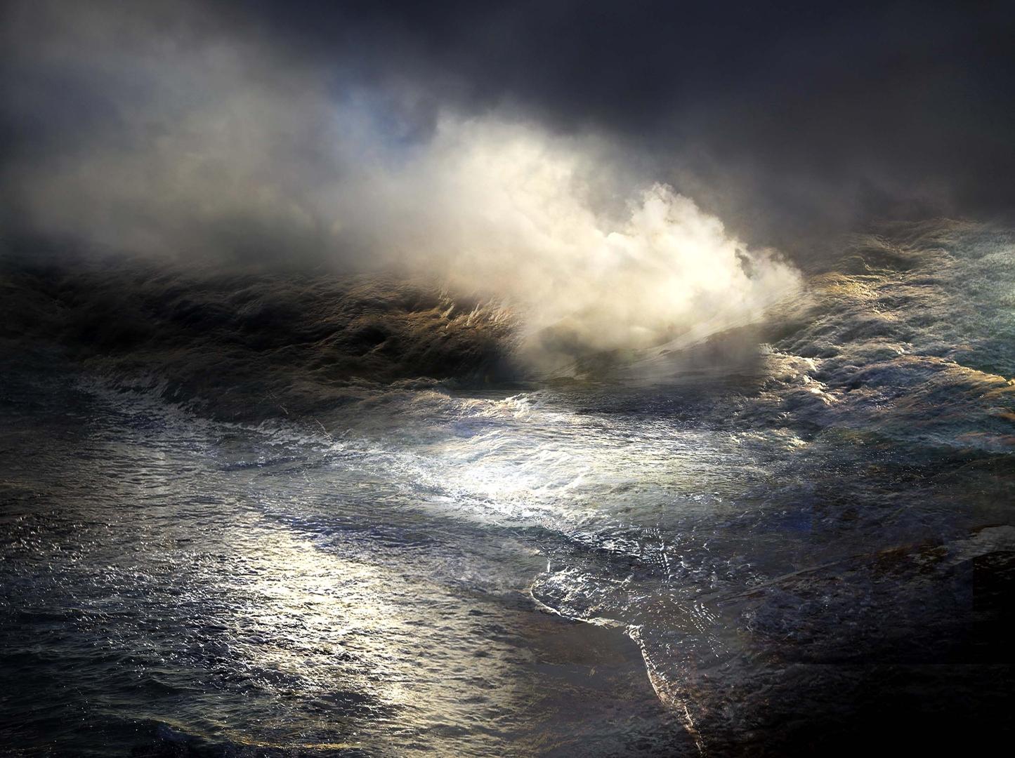 Rebekah Stuart, The Good Waters, 2015, archival inkjet print on cotton rag, 115 x 86.35cm image