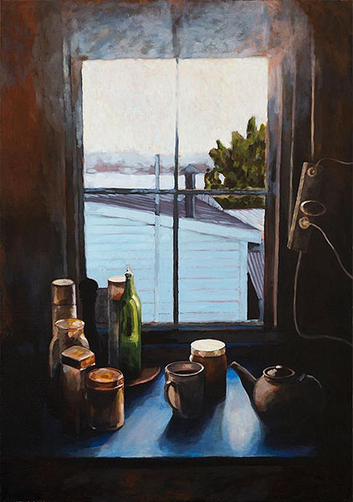 Waratah Lahy, 'Hobart Window' 2015 image