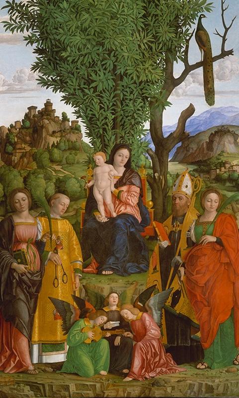 Girolamo dai Libri and Veronese Art of the Sixteenth Century image