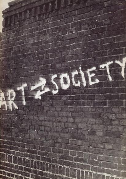 Art into Society – Society into Art image