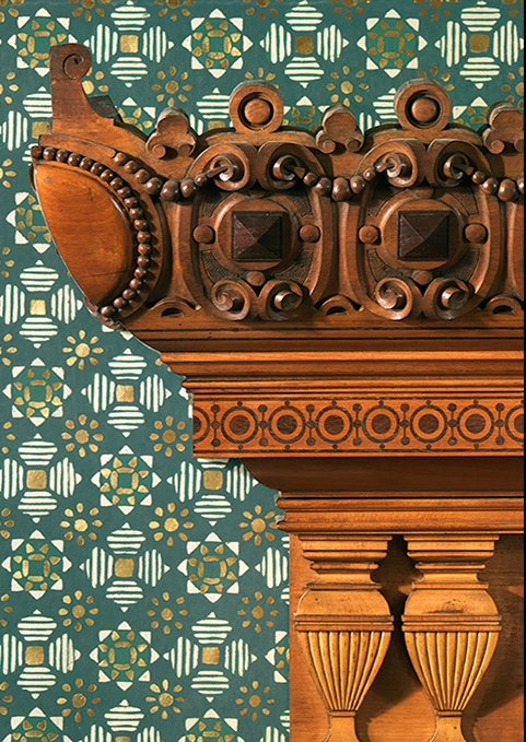 Artistic Furniture of the Gilded Age image