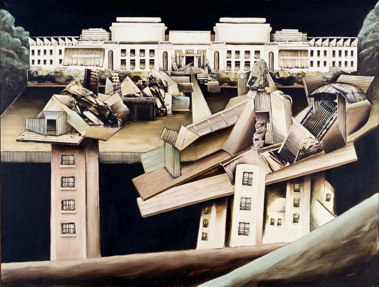 Jan Senbergs Observation–Imagination image
