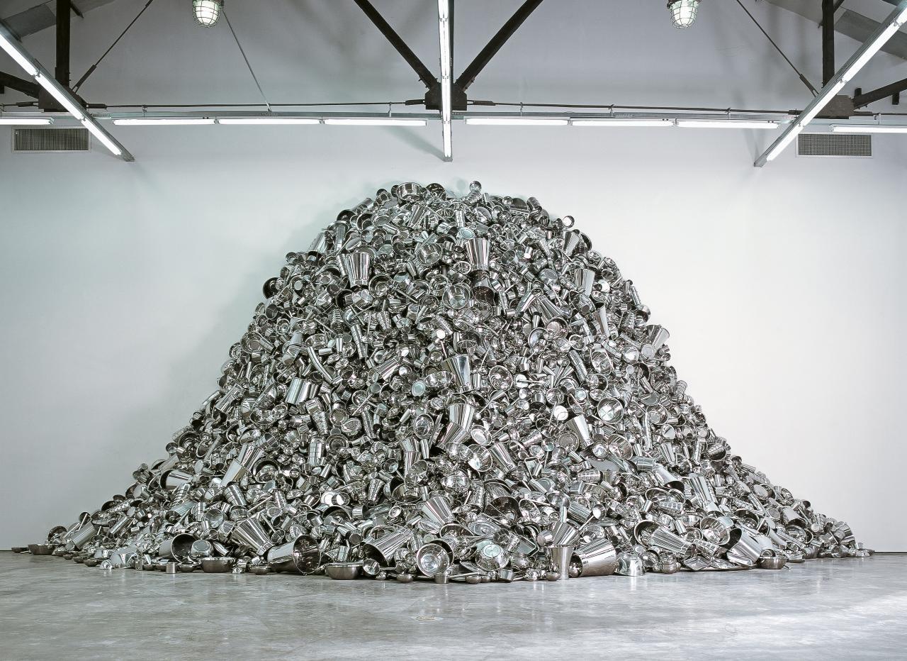 Subodh Gupta Everyday Divine image
