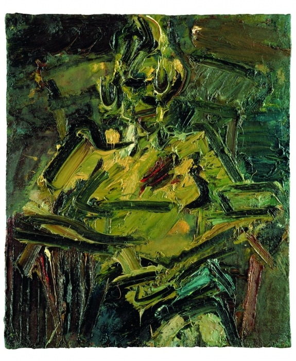Curator's Talk: Catherine Lampert on Frank Auerbach: There's always something in the air image