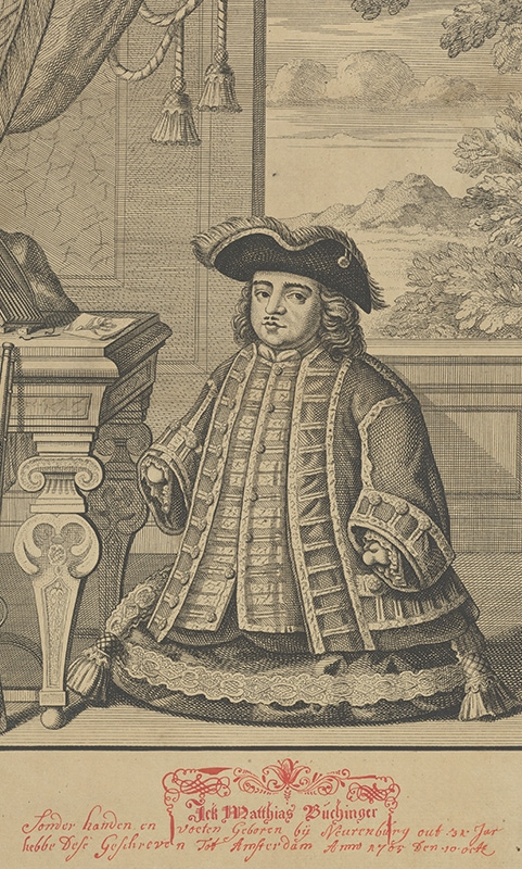 Wordplay Matthias Buchinger's Drawings from the Collection of Ricky Jay image