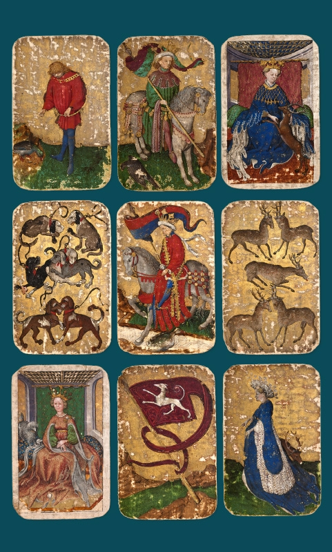 The World in Play Luxury Cards, 1430–1540 image