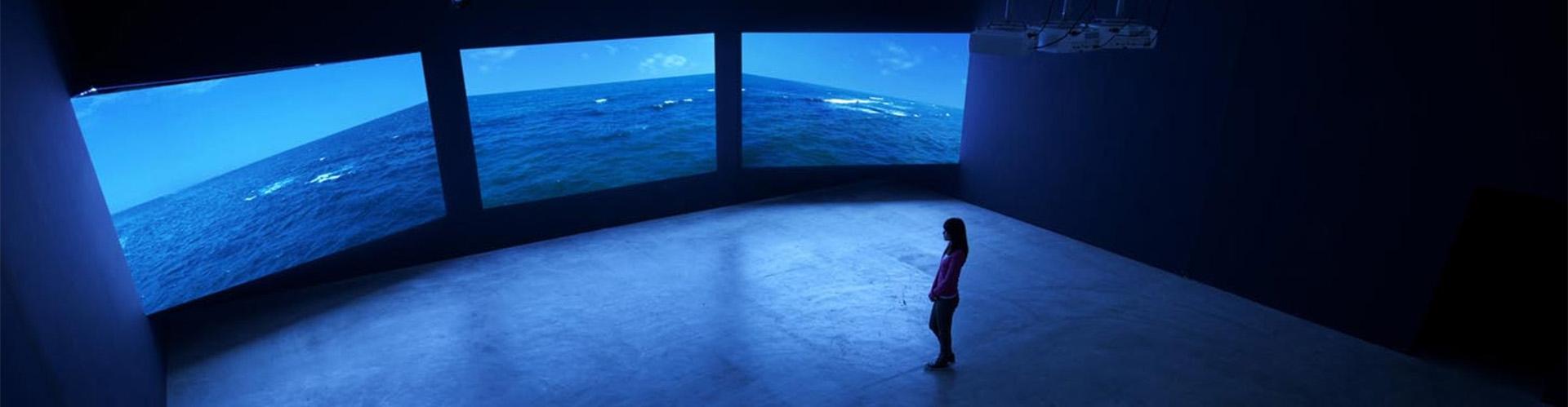 Yuan Goang-ming Disappearing Landscape – Passing Ii image