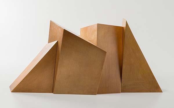 Morgan Shimeld, 'Converge - Honey Bronze' 2015 image