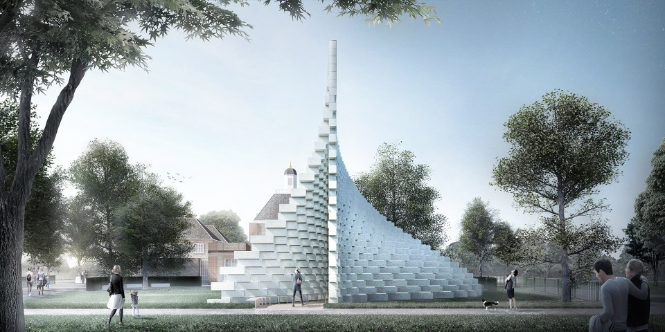 Serpentine Pavilion and Summer Houses 2016 image