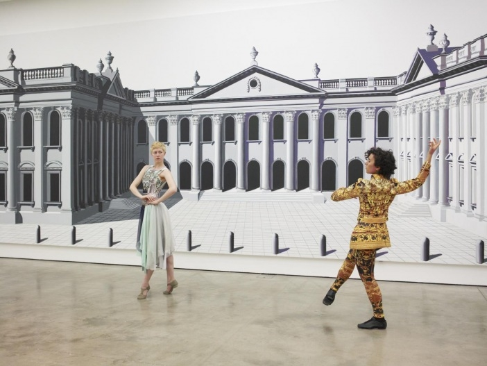 Pablo Bronstein: Historical Dances in an Antique Setting image