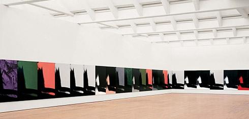 Andy Warhol: Shadows image