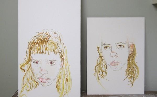 Open Studio, Tyza Stewart image