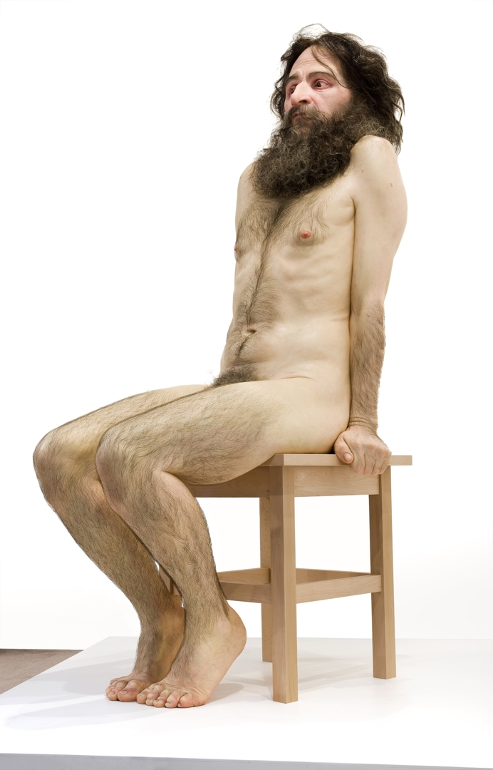 Wild man  image